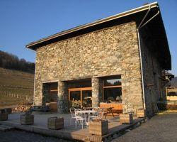 Lab Architectes - Cognin - Réhabilitations : granges , tour carrée militaire , ... -  Réhabilitation d'une grange ,Vallée des Huiles-Savoie
