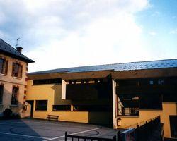 Lab Architectes - Cognin - Réalisations publiques - Groupe Scolaire 6 Classes à Grésy sur Isere