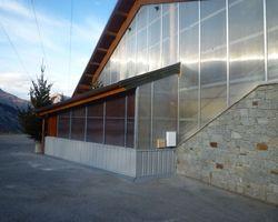 Lab Architectes - Cognin - Réalisations publiques - Gymnase de St Jean de Maurienne