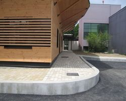 Lab Architectes - Cognin - Réalisations publiques - Centre Hospitalier Yves Touraine
