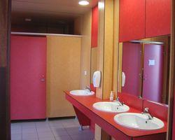 Lab Architectes - Cognin - Réalisations publiques - Salle Polyvalente de Meyrieux Trouet