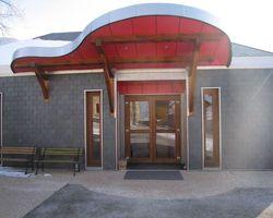 Lab Architectes - Cognin - Réalisations publiques - Salle Polyvalente de Meyrieux-Trouet