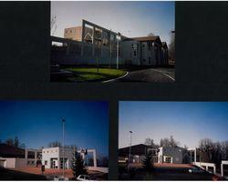 Lab Architectes - Cognin - Réalisations publiques - Salle Polyvalente de Anthy sur Leman