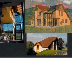Lab Architectes - Cognin - Maisons bioclimatiques - Maison à Voglans