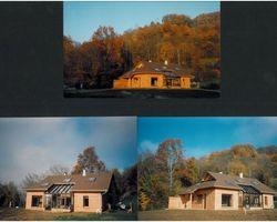 Lab Architectes - Cognin - Maisons bioclimatiques - Maison L. à La Bridoire